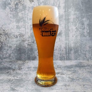 Block 15 Hefeweizen Glass - 16oz