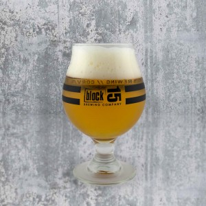Block 15 Snifter-Style Belgian Glass - 14oz