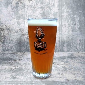 Turbulent Consequence Lambic Glass - 31cL